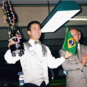 Noel campeão Sula-Americano