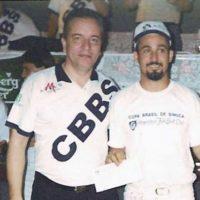 Noel Campeão Brasileiro de Sinuca na Pousada do Rio Quente