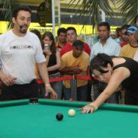 Campeão do Desafio Paraná X Minas Gerais – Noel e Igor – Catuaí Shopping – Londrina – PR