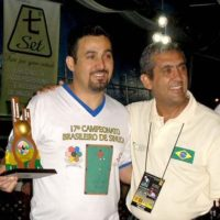 Campeão Brasileiro 2006 no Shopping Venâncio 2000 em Brasilia