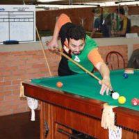 Campeão do Desafio Ponto da Sinuca de Bola 9 – Santa Mônica Clube de Campo – Curitiba – PR