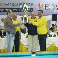 Campeão Copa Nacional – Shopping Conquista Sul – Vitória da Conquista – BA