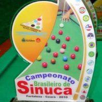 Campeão Brasileiro Individual de Snooker – Shopping Via Sul – Fortaleza – CE