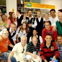 4º Colocado na Copa Nacional de Anápolis – Park Shopping Brasil – GO