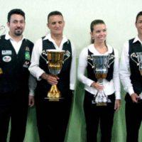 Campeonato Paranaense de sinuca com Noel, Pau Paraná, Mariana e Preguinho