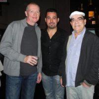 Steve Davis, Noel e Rui Chapéu
