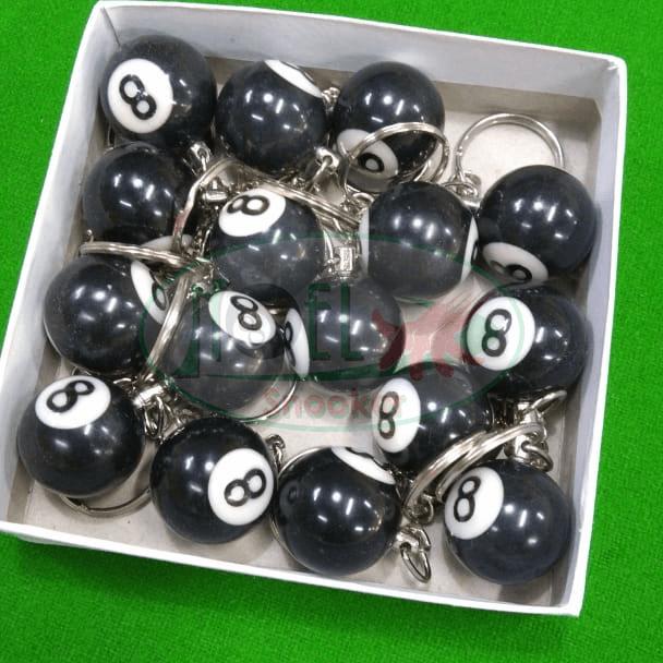 51e53638834f2 Chaveiro de sinuca de bola oito