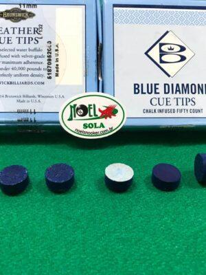 sola de sinuca blue diamond