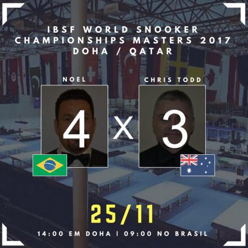 resultado dos 32 no mundial de snooker em doha qatar
