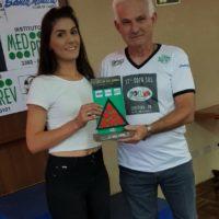 Premiação da 17ª Copa Sul de Snooker