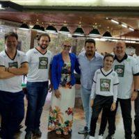Atletas na 17ª Copa Sul Noel Snooker