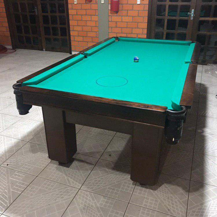 mesa de sinuca residencial