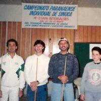 Campeonato Paranaense de sinuca 1994