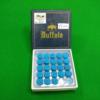 Sola de sinuca buffalo de 11mm
