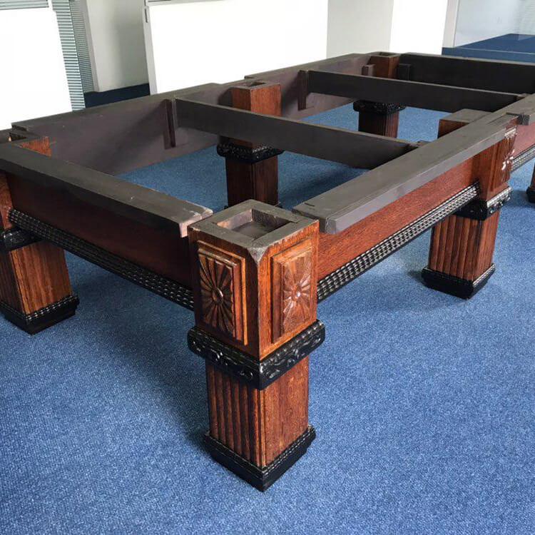 Mesa de sinua oficial modelo colonial