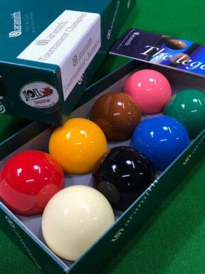 Jogo De Bola Aramith Tournament Champion (Com 8 Bolas) – 52,4mm