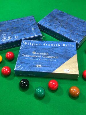 Jogo de Bola Aramith Tournament Champion 52,4mm